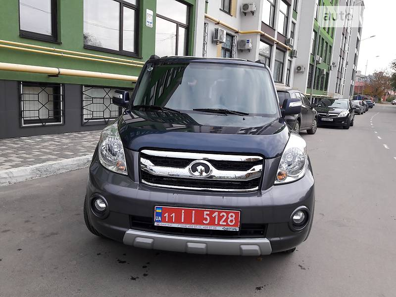 Great Wall Haval M2 2015 року
