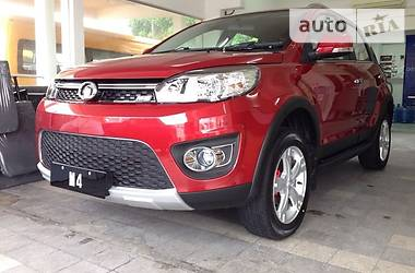 Great Wall Haval M4 AT 2016