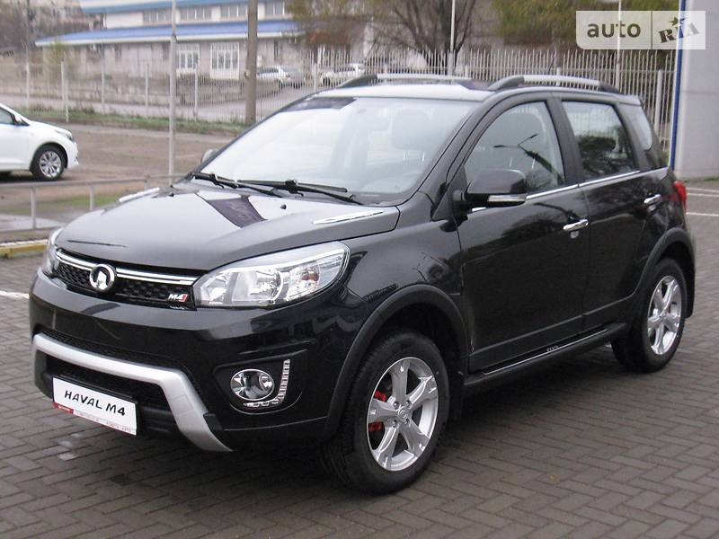 Great Wall Haval M4 2017 года
