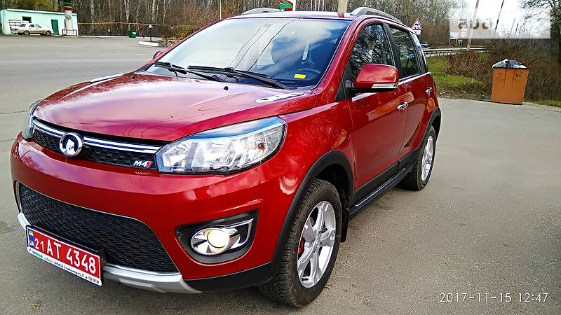 Great Wall Haval M4 2013 року