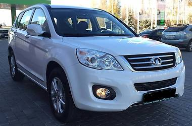 Great Wall Haval Haval H6 2013