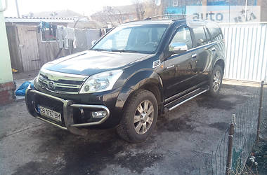 Great Wall Hover 2.4i MT 4x4 Luxury 2006