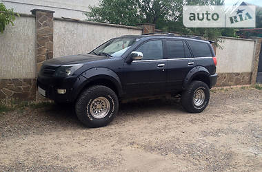 Great Wall Hover LuxuryEdition 33BFG 2007