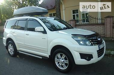 Great Wall Hover HAVAL H3 2013