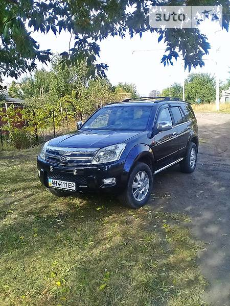 Great Wall Hover 2008 року