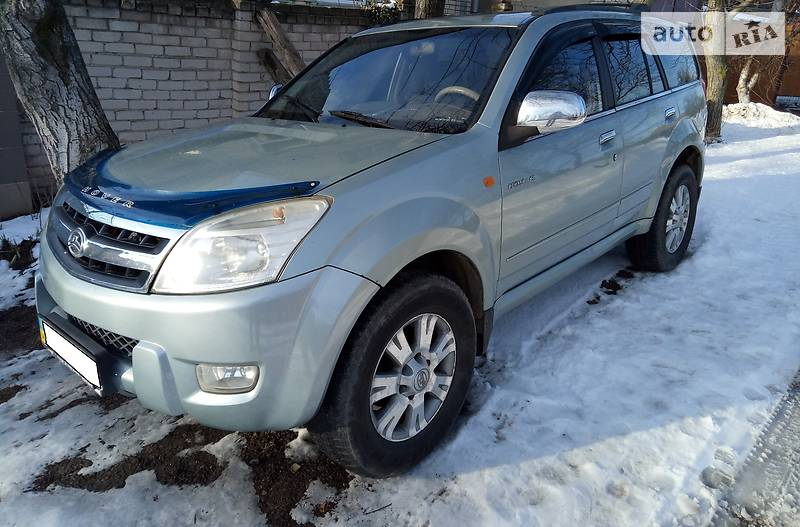 Great Wall Hover 2007 року