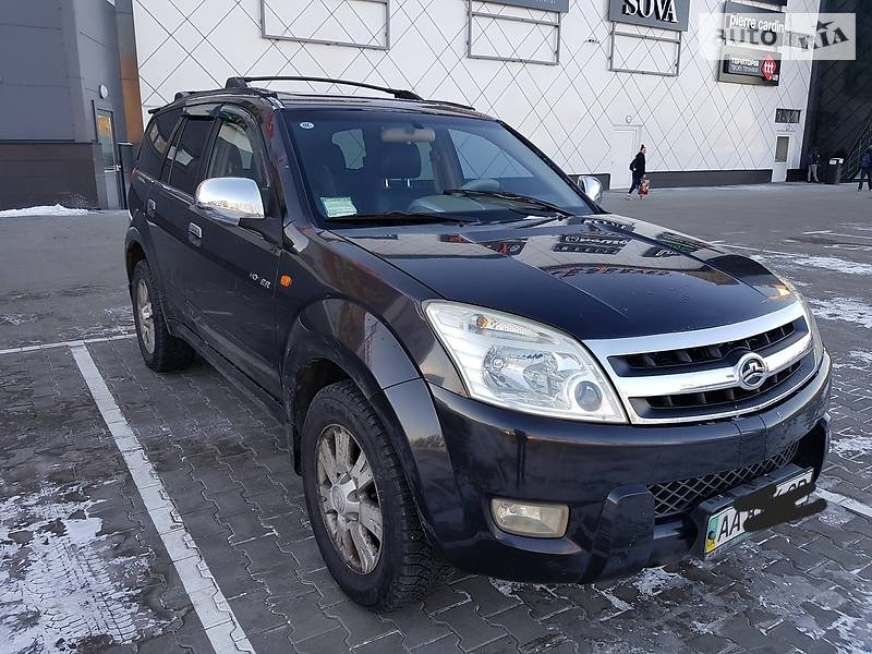 Great Wall Hover 2006 року