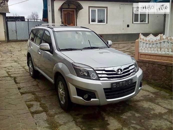 Great Wall Hover 2013 року