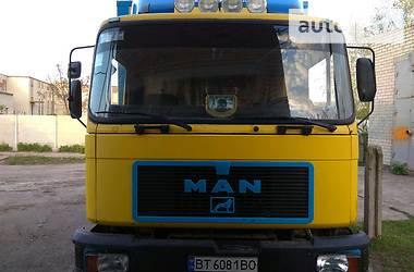 Ціни MAN Вантажівка
