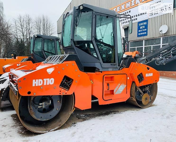Hamm HD 110