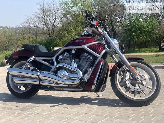 Harley-Davidson 1130 V-Rod-VRSCA