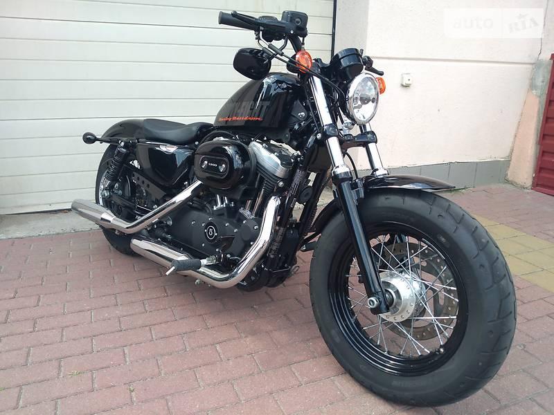 Мотоцикл Чоппер Harley-Davidson 1200 Sportster