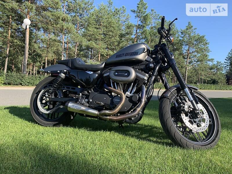 Мотоцикл Кастом Harley-Davidson 1200C Sportster Custom