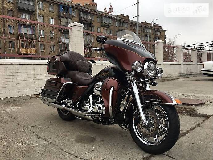 Harley-Davidson 1340 Electra Glide