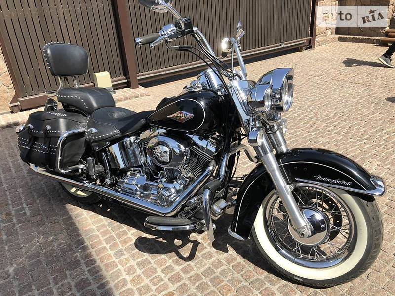 Мотоцикл Чоппер Harley-Davidson 1450 Heritage Softail Springer