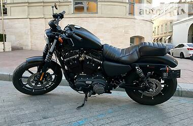 Harley-Davidson 883 Iron Ideal 2018
