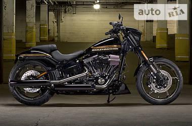 Harley-Davidson Breakout USA. 110 inch.- CVO. 2016