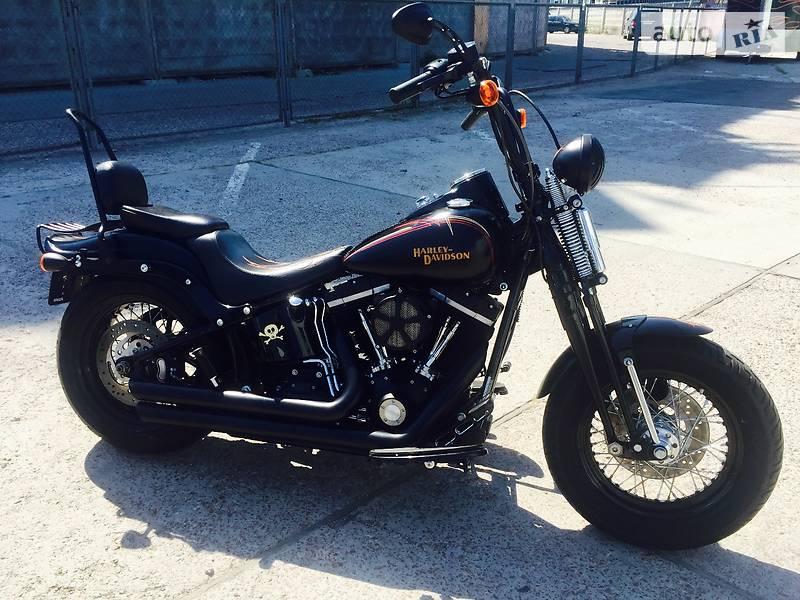 Мотоцикл Кастом Harley-Davidson Cross Bones