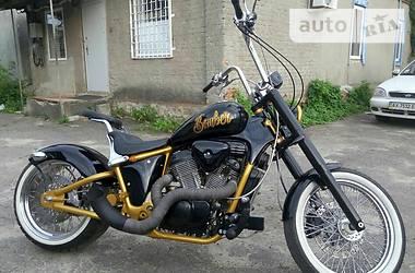 Harley-Davidson Custom  2002