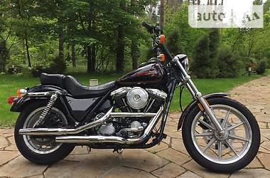 Harley-Davidson Custom FXR 1990