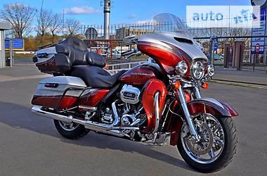 Harley-Davidson CVO Limited CVO 110inc. USA.  2014