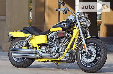 Harley-Davidson CVO Limited Fat Bob FXDFSE 2009