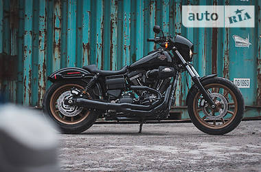 Harley-Davidson Dyna Low Rider Dyna S.CVO 110inch.  2016