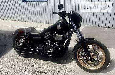 Harley-Davidson Dyna Low Rider S (110inch.) USA  2016