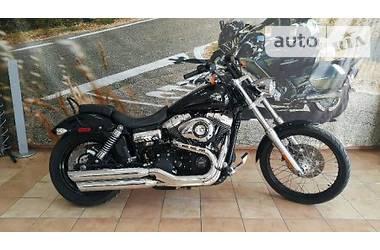 Harley-Davidson Dyna Wide Glide  2012