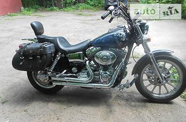 Harley-Davidson Dyna Wide Glide fxr 2002