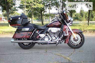 Harley-Davidson Electra Glide CVO 2011