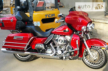 Harley-Davidson Electra Glide Ultra Classic 2013
