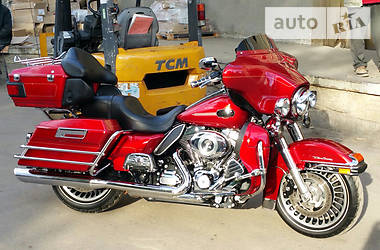 Harley-Davidson Electra Glide Ultra Classic 2013