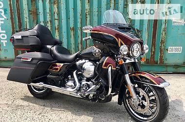 Harley-Davidson Electra Glide Ultra Low 103inch. 2016