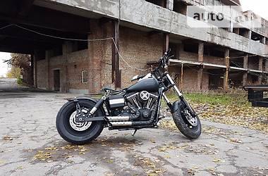 Harley-Davidson Fat Bob BOBER 2013