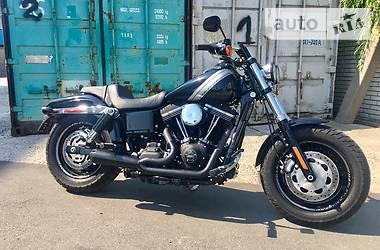 Harley-Davidson Fat Bob 103inch. USA 2014