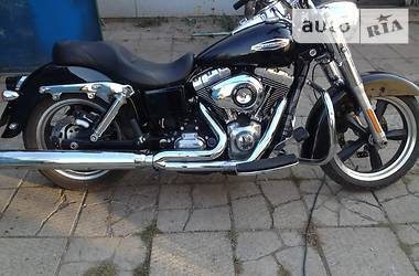 Harley-Davidson Fat Boy FLD 2012