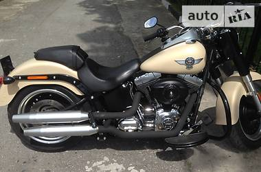 Harley-Davidson Fat Boy Softail Special 2014