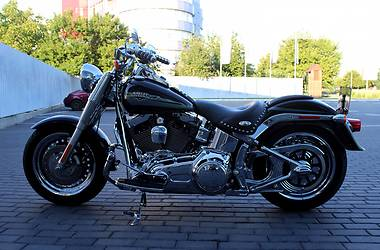 Harley-Davidson Fat Boy  2010