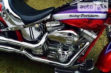 Harley-Davidson Fat Boy Screamin-Eagl.  2006
