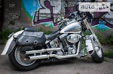Harley-Davidson Fat Boy TC88B EFI 2006