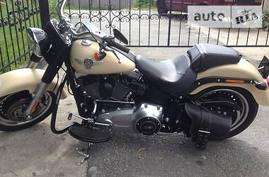 Harley-Davidson Fat Boy Softail Special 2014