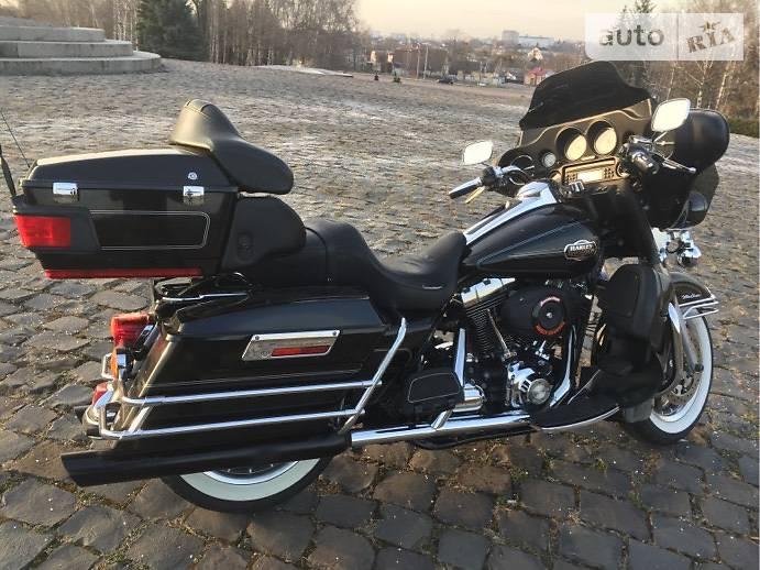 Harley-Davidson FLHTCU Ultra Classic Electra Glide