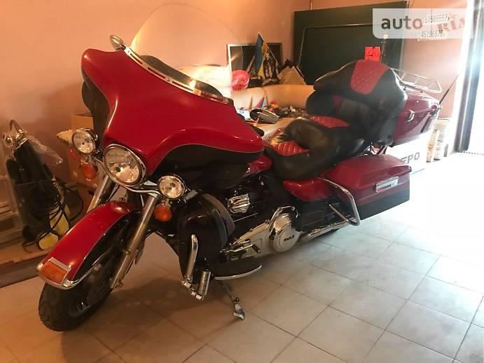 Мотоцикл Чоппер Harley-Davidson FLHTK Electra Glide Ultra Limited