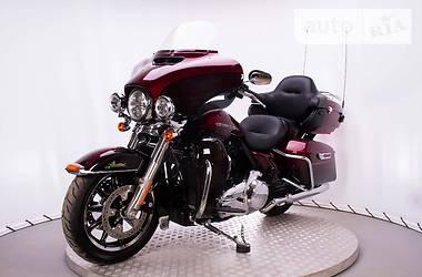 Harley-Davidson FLHTK Ultra Limited  2015