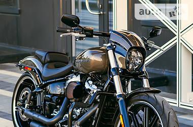 Harley-Davidson FXBRS Breakout 2018