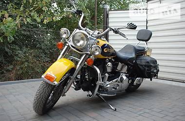 Harley-Davidson Heritage Softail customized 2003