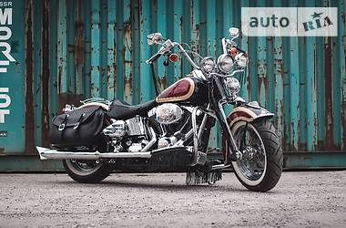 Harley-Davidson Heritage Softail Springer. USA.  2001