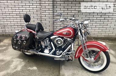 Harley-Davidson Heritage Softail Springer. Evo.USA. 1999