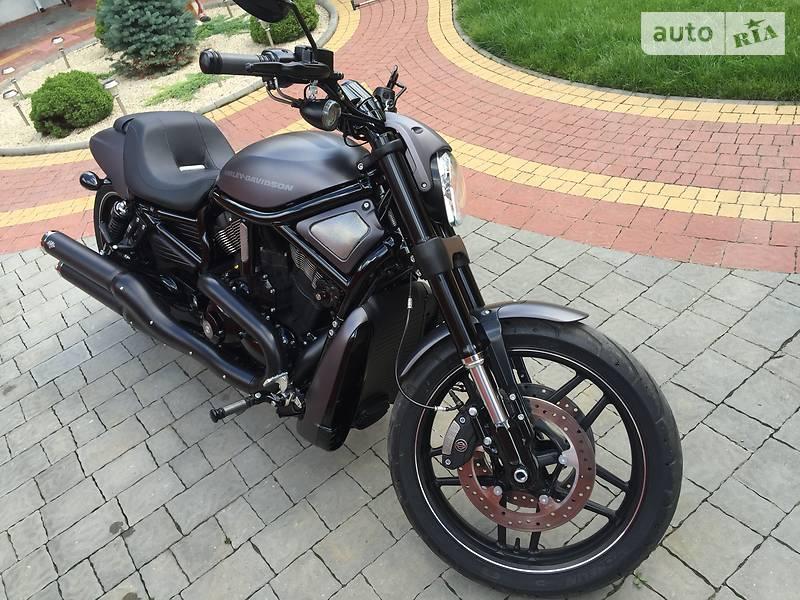 Мотоцикл Чоппер Harley-Davidson Night Rod